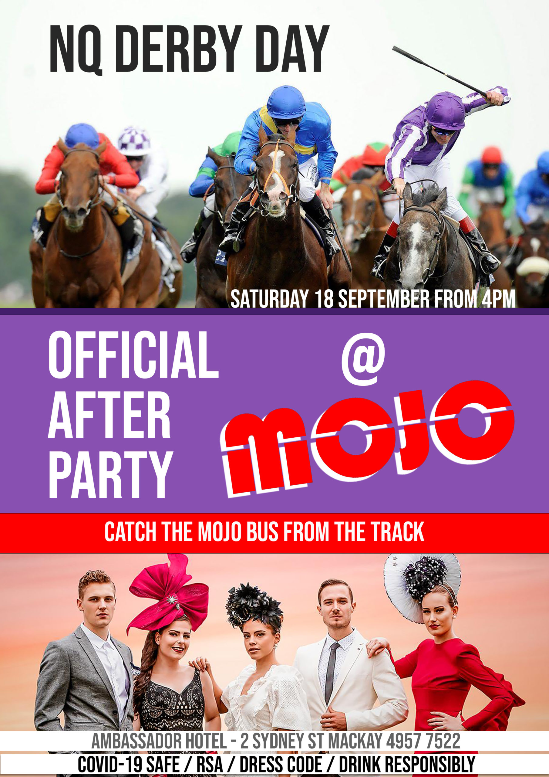 NQ DERBY DAY OFFICIAL AFTER PARTY @ MOJO
